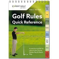 Golf Rules Quick Reference Book