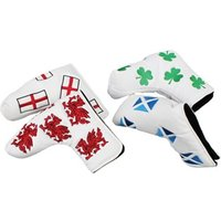 Headkase Country Flag Putter Headcover