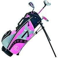 Longridge Challenger Cadet Tots Girls Golf Package Set (3 Year Plus)