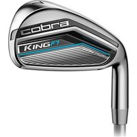 Cobra Ladies King F7 Irons (Graphite Shaft)