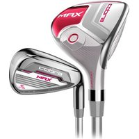 Cobra Ladies Max Offset Hybrid Combo Iron Set (Graphite Shaft)