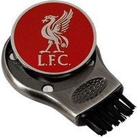 Liverpool Gruve Brush and Ball Marker
