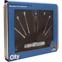 Manchester City Executive Golf Gift Tin
