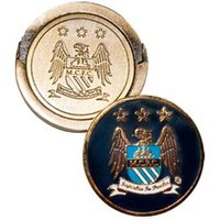 Manchester City Golf Hat Clip With Ball Marker