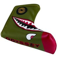 Odyssey Fighter Plane Putter Headcover