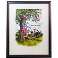 Bill Kimpton - Humorous Golf Prints