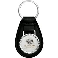St Andrews Pu Leather Fob Keyring