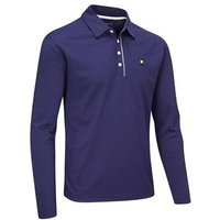 Stuburt Mens Urban Long Sleeve Polo Shirt