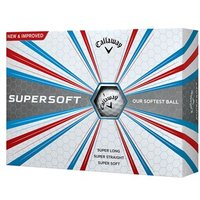 Callaway Supersoft Golf Balls (12 Balls)