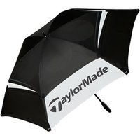 TaylorMade TP Tour 68 Inch Double Canopy Umbrella