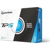 TaylorMade TP5 Golf Balls (12 Balls)