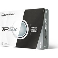 TaylorMade TP5 X Golf Balls (12 Balls)