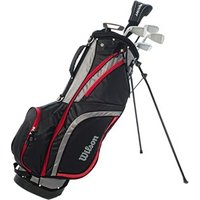 Wilson Mens Prostaff HDX Combo Half Golf Set (Graphite Shaft)