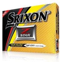 Srixon Z-Star Tour Yellow Golf Balls (12 Balls) 2017
