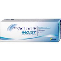 1-Day ACUVUE MOIST for ASTIGMATISM 30er Box