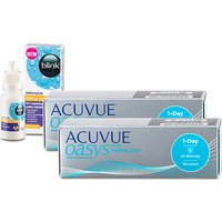 ACUVUE OASYS 1-Day (2x30) + blink intensive TRIPLE ACTION 10ml