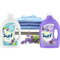 £11.95 instead of £27.99 (from Avant Garde) for a two pack Surf liquid 94 washes, choose from two scents – save 57%