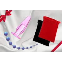 '£7.99 (from Fifty Shades Of Lust) For A Couples 2-piece Anal Play Set