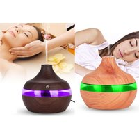€14.99 instead of €69.79 (from Domo Secret) for an aroma essential oil electric humidifier - save 79%