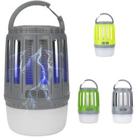 €14.99 instead of €44.83 for a 2-in-1 led bug zapper - save 67%