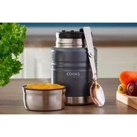 €24.99 (from CJ Offers) for a stainless steel vacuum food flask!