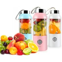 £19.99 (from Arther Gold) for a mini USB fruit smoothie maker