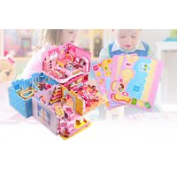 Image of From £6.99 for a 3D Puzzle Dolls House from Shanghai Zhengxiang QicheZuling - save up to 65%