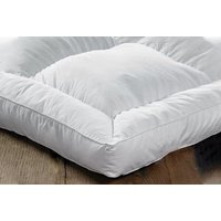 'From £34.99 For A Goose Feather And Down Mattress Topper In A Single, Small Double, Double, King Or Super King Size From Direct Warehouse