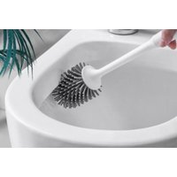 €12.99 instead of €35.99 for a silicone toilet cleaning brush kit from Hey4Beauty - save 64%