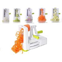 £12.99 instead of £29.99 for a five-blade vegetable spiralizer from Ram Online - save 57%