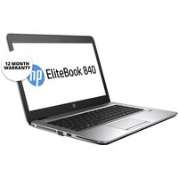 €549 instead of €685.90 for a grade A refurbished HP Elite Book 840 G3 laptop from Renewed Computers - save 8%