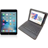 €169 instead of €234.30 for a refurbished Apple iPad Mini 2 16GB or €199 for an iPad bundle including a keyboard case from Techy Team - save up to 28%