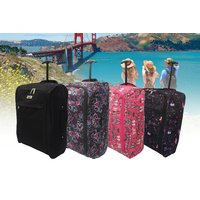 '£11.99 For A 50cm Cabin Trolley From Luggage & Bags Ltd