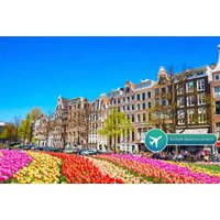 From £89pp (from iFly Holidays) for a two-night Amsterdam break with flights - save up to 31%