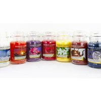 £11.99 instead of £23.99 for a Yankee Candle classic large jar from Yankee Bundles - save 50%