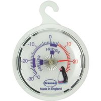 'Brannan 65mm Dial Fridge/freezer Thermometer