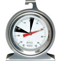 'Brannan 50mm Stainless Steel Fridge/freezer Thermometer