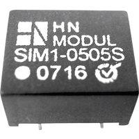 HN Power SIM1-0505D-DIL8 DC/DC Converter 5V DC In, ±5V DC Out 100mA