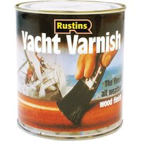 Rustins YACV5000 Yacht Varnish Gloss 5 Litre