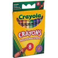 'Crayola Crayons - Pack Of 8