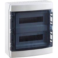 Garo GCUT236 36 Module 2 Row Plastic Enclosure IP65