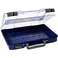 Raaco 142854 CarryLite 55 4x8-0 With Double Lid Service Case