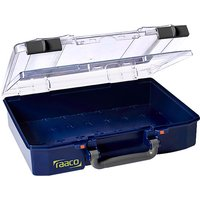 Raaco 142861 CarryLite 80 4x8-0 With Double Lid Service Case