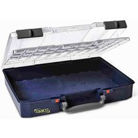 Raaco 142359 CarryLite 80 5x10-0 With Double andamp; U Profile Lid Ser...