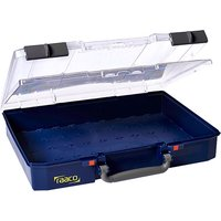 Raaco 142366 CarryLite 80 5x10-0 With Double Lid Service Case
