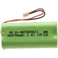 'Enix E2h Cordless Phone Battery 2x Aaa Nimh 2.4v 700mah