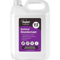 Andarta 33-455-5L-A Super Professional Antiviral Disinfectant 5L