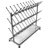 Cicada Mobile Boot Storage Trolley (30 Pairs) C8040