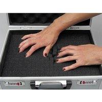 VISO STC 981 P Aluminium Case With Pre Cut Foam 1020 x 320 x 110mm