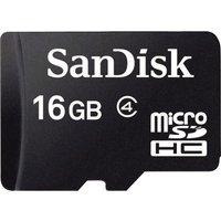 'Sandisk Sdsdqm-016g-b35 Microsdhc™ Memory Card 16gb